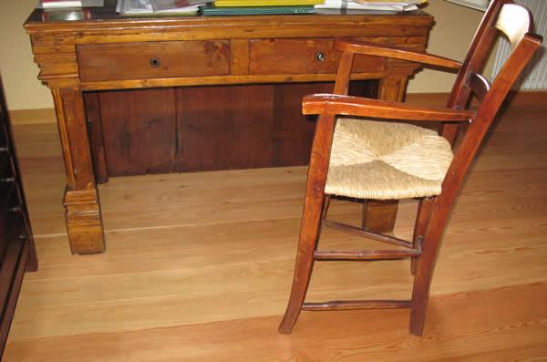 Restauro legno restauro mobili serramenti in legno a - Mobili su misura vicenza ...