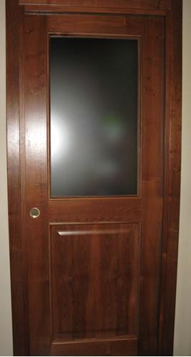 Porte in legno restauro e fornitura a vicenza padova verona - Restauro porte interne ...